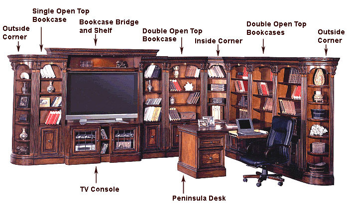 home office library furniture. Interesting Home Click To See Full Group In Home Office Library Furniture L