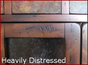 Distressed Finish