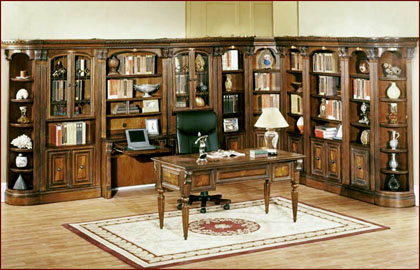 Parker House Huntington Collection | Huntington Entertainment Center |  Huntington Home Office